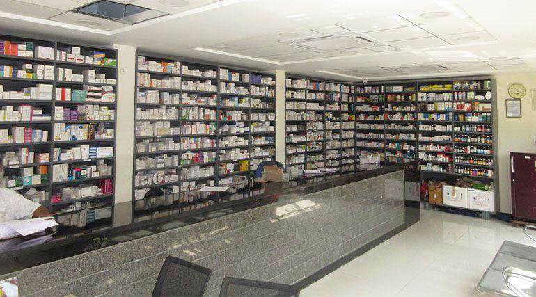 Mahavir Hospital 24x7 pharmacy