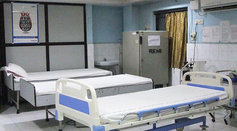 Mahavir Hospital Blood Bank