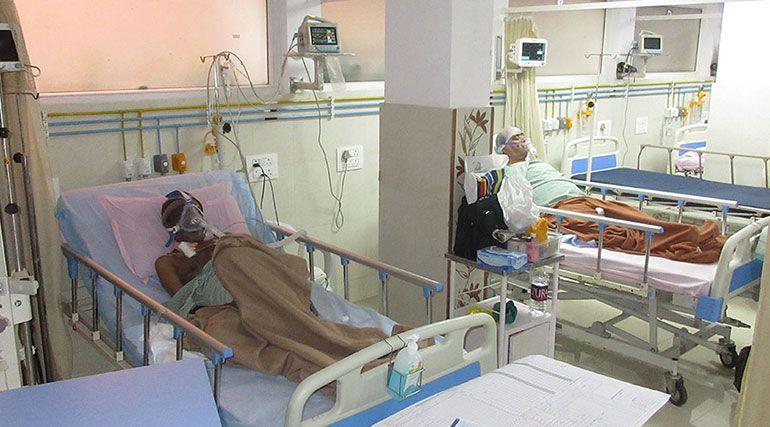 Mahavir Hospital Critical Care Unit