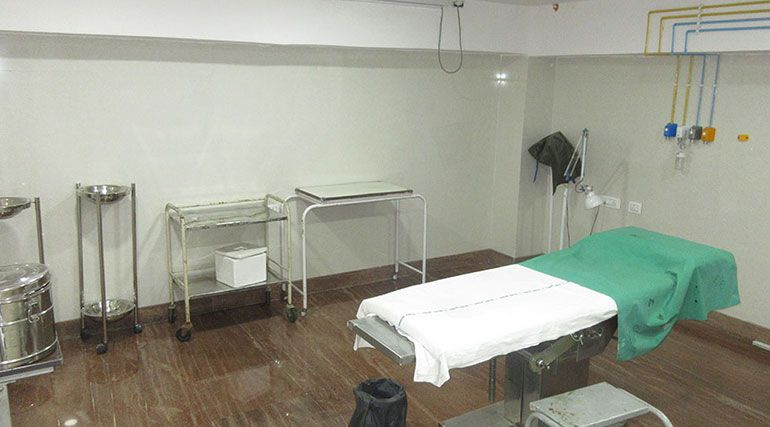 Mahavir Hospital Laminar Flow OT